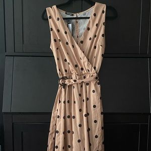 Nasty Gal Polka Dot Jumpsuit